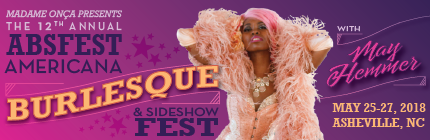 Americana Burlesque & Sideshow Festival