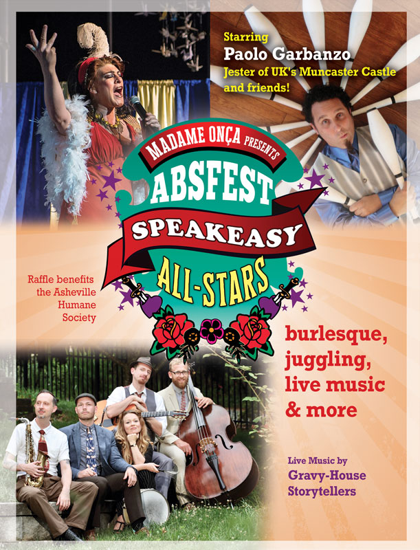 ABSFest Speakeasy Allstars: June 28, 2019 @ The Orange Peel